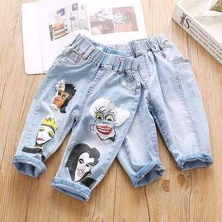 Girl jeans