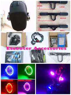 🚚 Escooter Accessories
