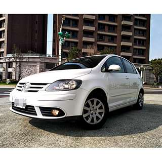 2007 VW GOLF PLUS 2.0 TDI省油大空間~