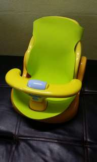 Aprica baby bath chair