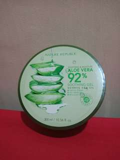 Nature Republic Aloe Vera Sooting Gel