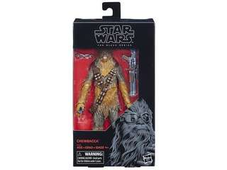 Star Wars Black Series A Han Solo Story Chewbacca