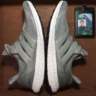 adidas ultraboost 1.0 LTD Metallic Silver