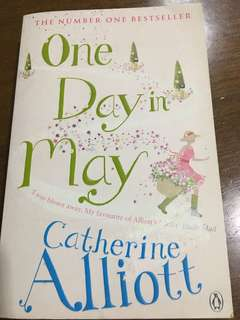 One day in May Catherine Alliot