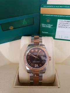 Rolex datejust 2 brand new