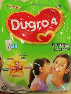 Dumex Dugro 3 -5 (Asli,choco,Madu)900g