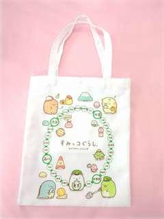 PO - Sumikko Gurashi x Yamanote Tote Bag