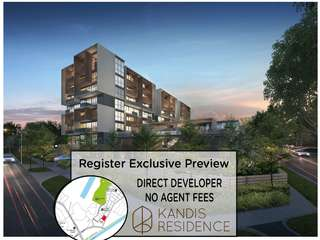 "NEW PROJECT! "" KANDIS RESIDENCE """