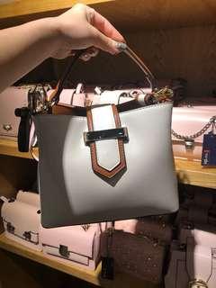 Apricot women's handbag