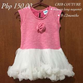 Pre loved dress for baby girl