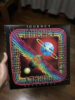 Departure - Journey Vinyl LP