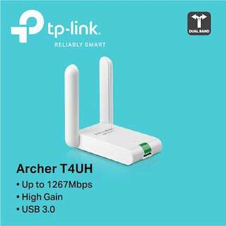 TP-LINK Archer T4UH AC1200 Wireless Dual Band USB Adapter
