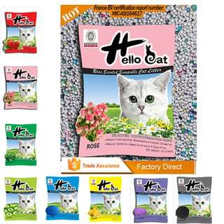 Hello Cat litter 10l