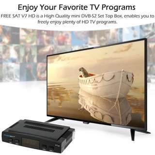 FREE SAT V7 HD DVB-S2 TV Receiver