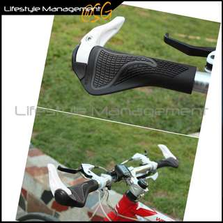 Bicycle Handle Bar Handlebar Ends Horn Grip/Bikes Silicone Rubber End Grips