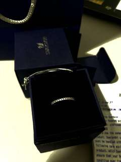 Swarovski Ring (2Yrs Warranty)
