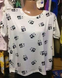 T-shirt printed unisex