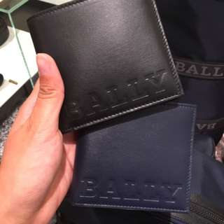 Bally man wallet 男裝銀包