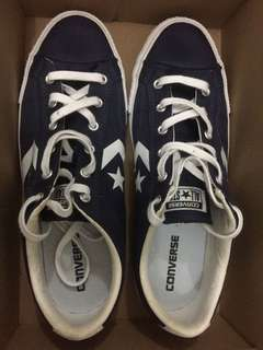 Converse Athletic Navy/white