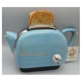 英國制 茶壺 The Tea Toaster Teapot w/tag