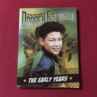 Darren Espanto ( The Early Years )