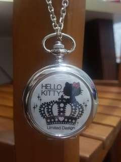 Hello kitty watch chain
