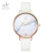 Fashion Ladies Watches Leather Female Quartz Watch Women Thin Casual Strap Watch
