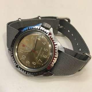 蘇聯中古軍錶