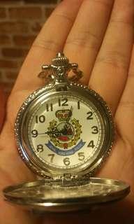 👆皇家香港警察長期服務獎章做型電子陀錶
