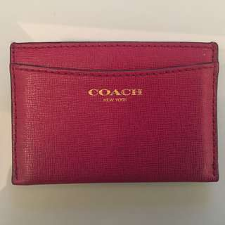 Used COACH Wallets/ Card Case