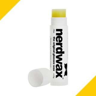 Nerdwax - The Original Glasses Wax