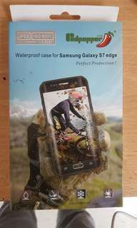 Redpepper Waterproof Case for Samsung Galaxy S7 Edge