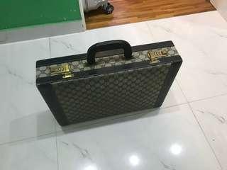 Vintage Gucci briefcase