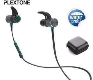 Plextone Bluetooth Earphones