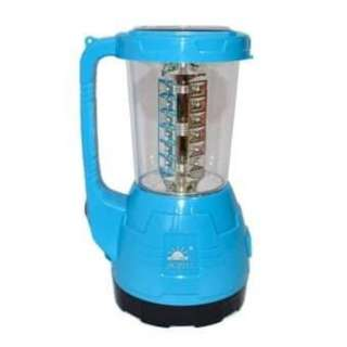 JR-2012 Rechargeable Solar DUALWAY Camping Lantern 24+1 LED