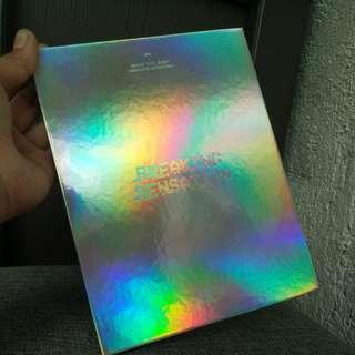 SF9'S BREAKING SENSATION ALBUM + ROSEONG PHOTOCARDS ✨