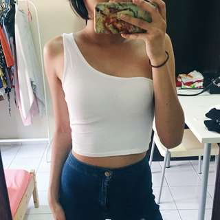 PULL AND BEAR TOGA TOP