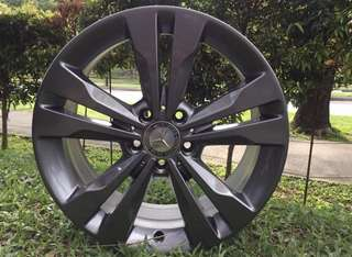 18in PCD 5-112 Original Mercedes Benz Rims On Sale
