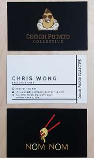 Name Cards Print - Special Offer!!!