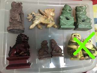 Assorted antiques start from $3