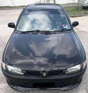 Wira 1.5 auto 2005
