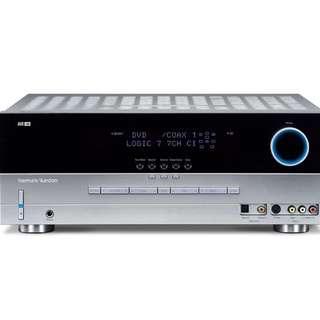 Harman Kardon AVR 140 6.1-Channel A/V Receiver *Mint Condition