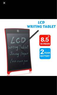 8.5 inch LCD Writing Tablet Drawing Board Blackboard Handwriting Pads Gift for Kids
