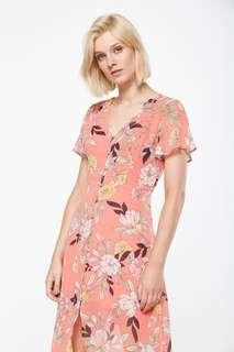 #ramadan50 FREE GIFT floral dress