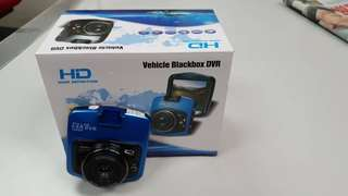 Dash cam single lens
