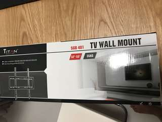 TITAN SGB 401 TV Wall Mount