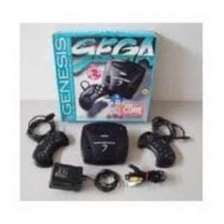 Sega Genesis 3 16 bit Classic Game Core System 368 Games