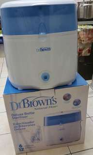 Brand new Dr brown sterilizer