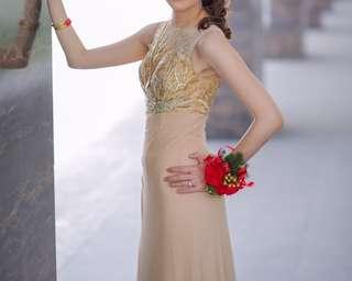 Bespoke Evening Gown