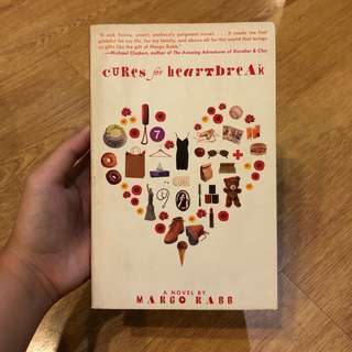 Cures for Heartbreak by Margo Rabb